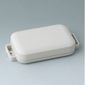 C3206107 / EASYTEC 100 - ASA+PC-FR (UL 94 V-0) - off-white RAL 9002 - 121x62x26mm - IP 65 opt. - IP 40