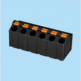 BC0185-31-XX / Screwless PCB PID terminal block  - 5.00 mm
