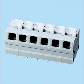 BC0137-11-XX / Screwless PCB PID terminal block  - 5.00 mm