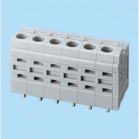 BC0138-70-XX / Screwless PCB PID terminal block  - 5.00 mm