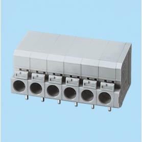 BC0138-76-XX / Screwless PCB PID terminal block  - 5.00 mm