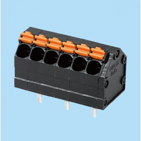BC0151-01XX-P / Screwless PCB PID terminal block - 3.50 mm