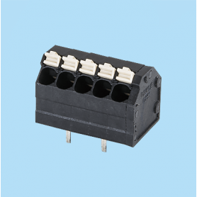 BC0151-01XXL / Screwless PCB PID terminal block - 3.50 mm