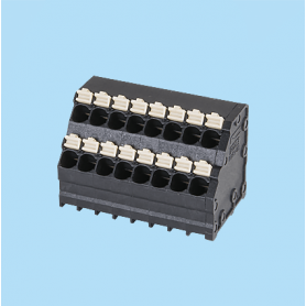 BC0151-02XXL / Screwless PCB PID terminal block - 3.50 mm