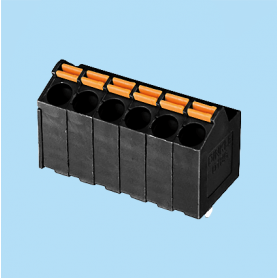 BC0185-11XX / Screwless PCB PID terminal block - 3.50 mm