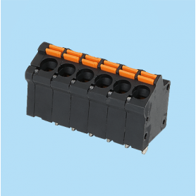 BC0185-12XX / Screwless PCB PID terminal block - 3.50 mm