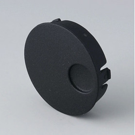 B8641109 / Tapa 41 con ranura para dedo - PA 6 - nero