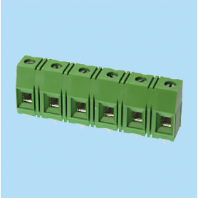 BCESK116HVP3 / PCB terminal block High Current (65-125 A) - 15.24 mm