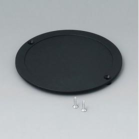 B5011849 / Tapa - ABS (UL 94 HB) - black RAL 9005