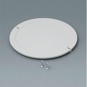 B5011857 / Tapa para compartimento de pilas - ABS (UL 94 HB) - off-white RAL 9002