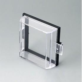 B6123533 / Cubierta de protección - PC - transparent