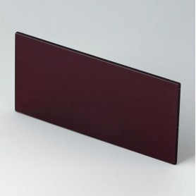 B6132451 / Panel frontal - PC (IR) - 91,6x43,5x2mm