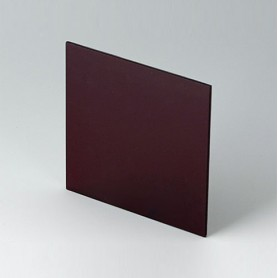 B6134451 / Panel frontal - PC (IR) - 90,7x90,7x2,2mm