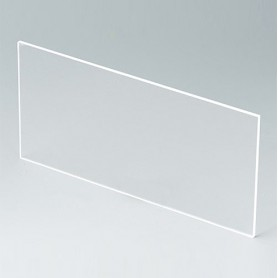 B6143331 / Front panel - Vidrio acrílico - transparent - 139,2x67,3x2mm