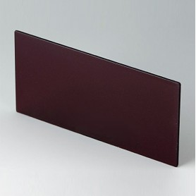 B6143451 / Panel frontal - PC (IR) - 139,2x67,4x2mm