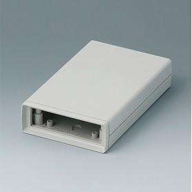 A9408333 / CAJA DE ARMAZÓN VERSIÓN V 155: Vers. I - ABS (UL 94 HB) - off-white RAL 9002 - 95x158x33mm