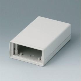 A9408343 / CAJA DE ARMAZÓN VERSIÓN V 155: Vers. I - ABS (UL 94 HB) - off-white RAL 9002 - 95x158x45mm