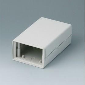 A9408443 / CAJA DE ARMAZÓN VERSIÓN V 155: Vers. I - ABS (UL 94 HB) - off-white RAL 9002 - 95x158x57mm