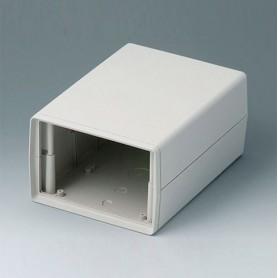 A9413443 / CAJA DE ARMAZÓN VERSIÓN V 190: Vers. I - ABS (UL 94 HB) - off-white RAL 9002 - 138x190x91mm