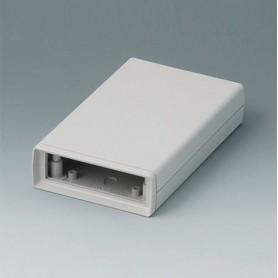 A9408330 / CAJA DE ARMAZÓN VERSIÓN O 155: Vers. I - ABS (UL 94 HB) - off-white RAL 9002 - 95x158x33mm