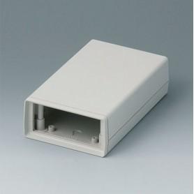 A9408340 / CAJA DE ARMAZÓN VERSIÓN O 155: Vers. I - ABS (UL 94 HB) - off-white RAL 9002 - 95x158x45mm