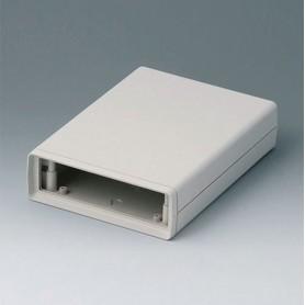 A9413330 / CAJA DE ARMAZÓN VERSIÓN O 190: Vers. I - ABS (UL 94 HB) - off-white RAL 9002 - 138x190x45mm