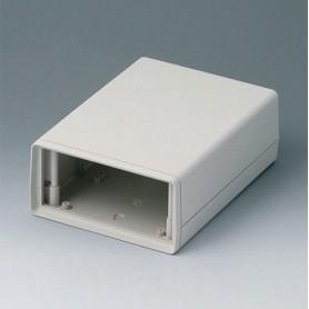 A9413340 / CAJA DE ARMAZÓN VERSIÓN O 190: Vers. I - ABS (UL 94 HB) - off-white RAL 9002 - 138x190x68mm