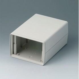 A9413440 / CAJA DE ARMAZÓN VERSIÓN O 190: Vers. I - ABS (UL 94 HB) - off-white RAL 9002 - 138x190x91mm
