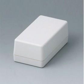 A9404341 / CAJA DE ARMAZÓN VERSIÓN G 85: Vers. I - ABS (UL 94 HB) - off-white RAL 9002 - 45x85x33mm - IP 65 opt.