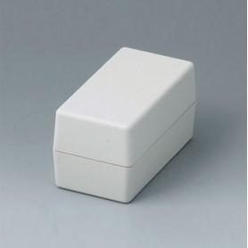 A9404441 / CAJA DE ARMAZÓN VERSIÓN G 85: Vers. I - ABS (UL 94 HB) - off-white RAL 9002 - 45x85x45mm - IP 65 opt.