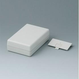 A9406332 / CAJA DE ARMAZÓN VERSIÓN G 110: Vers. II - ABS (UL 94 HB) - off-white RAL 9002 - 72x114x33mm