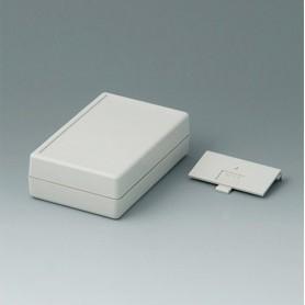A9406352 / CAJA DE ARMAZÓN VERSIÓN G 110: Vers. II - ABS (UL 94 HB) - off-white RAL 9002 - 72x114x33,5mm