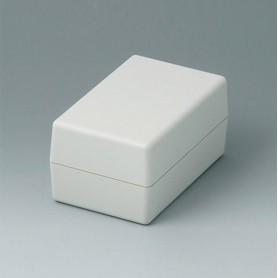 A9406441 / CAJA DE ARMAZÓN VERSIÓN G 110: Vers. I - ABS (UL 94 HB) - off-white RAL 9002 - 72x114x57mm - IP 65 opt.