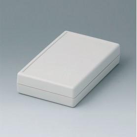 A9408351 / CAJA DE ARMAZÓN VERSIÓN G 155: Vers. I - ABS (UL 94 HB) - off-white RAL 9002 - 95x158x33,5mm - IP 65 opt.
