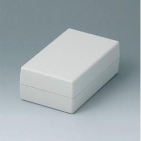 A9408441 / CAJA DE ARMAZÓN VERSIÓN G 155: Vers. I - ABS (UL 94 HB) - off-white RAL 9002 - 95x158x57mm - IP 65 opt.