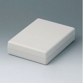 A9413331 / CAJA DE ARMAZÓN VERSIÓN G 190: Vers. I - ABS (UL 94 HB) - off-white RAL 9002 - 138x190x45mm - IP 65 opt.