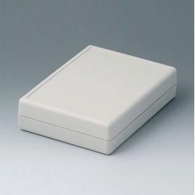 A9413351 / CAJA DE ARMAZÓN VERSIÓN G 190: Vers. I - ABS (UL 94 HB) - off-white RAL 9002 - 138x190x45,5mm - IP 65 opt.