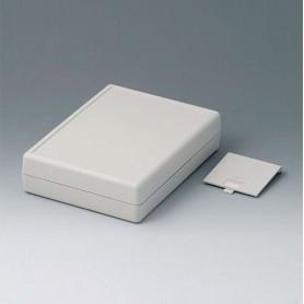 A9413757 / CAJA DE ARMAZÓN VERSIÓN G 190: Vers. V - ABS (UL 94 HB) - off-white RAL 9002 - 138x190x45,5mm