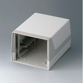 A9917837 / CAJA LUX 230: Vers. I - ABS (UL 94 HB) - off-white RAL 9002 - 173x230x136mm