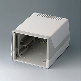A9917847 / CAJA LUX 230: Vers. II - ABS (UL 94 HB) - off-white RAL 9002 - 173x230x136mm