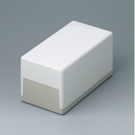 copy of A9030065 / CAJA PLANA 150 N, Vers. I - ABS (UL 94 HB) - off-white RAL 9002 - 150x80x50mm - IP 40