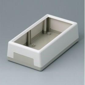 A9530165 / FLAT-PACK CASE 150 A - ABS (UL 94 HB) - off-white RAL 9002 - 150x85x45mm - IP 40