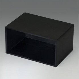 A8067469 / CAJA VACÍA, Vers. III - ABS (UL 94 HB) - black RAL 9005 - 67,5x35,8x46,3mm