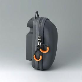B4308600 / Maletín porta caja S, lado derecho - grey - 82x180x65mm