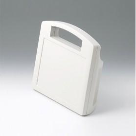 B4208107 / CARRYTEC S - ABS (UL 94 HB) - off-white RAL 9002 - 222x205x80mm - IP 54 opt.