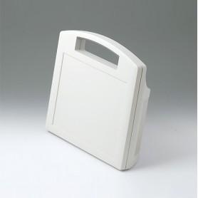 B4210107 / CARRYTEC M - ABS (UL 94 HB) - off-white RAL 9002 - 270x247x91mm - IP 54 opt.
