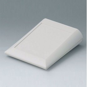A0612007 / COMTEC 120 F, Vers. I - ABS (UL 94 HB) - off-white RAL 9002 - 120x150x42,8mm - IP 40