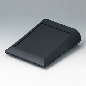 A0612009 / COMTEC 120 F, Vers. I - ABS (UL 94 HB) - black RAL 9005 - 120x150x42,8mm - IP 40