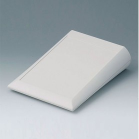 A0615007 / COMTEC 150 F, Vers. I - ABS (UL 94 HB) - off-white RAL 9002 - 150x200x51,5mm - IP 40