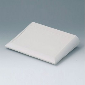 A0620007 / COMTEC 200 F, Vers. I - ABS (UL 94 HB) - off-white RAL 9002 - 200x150x42,8mm - IP 40